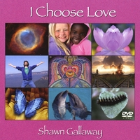 I Choose Love DVD by Shawn Gallaway
